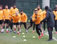 FLORYA - Galatasaray, Trabzonspor Maçı Hazırlıklarını Tamamladı