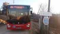 OTOBÜS SEFERLERİ - Manisa'da 3 Mahalleye Ulaşım Müjdesi