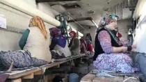 MAHMUTLAR - Manisalı Kadınların Dokuduğu Halılar 30 Ülkeye İhraç Ediliyor