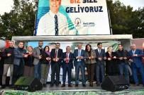 SOSYAL HİZMET - Muratpaşa'da 21 Bin 300 Metrekarelik Park Ve Yeşil Alan Açıldı