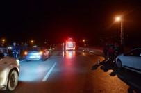 Sinop'ta İki Minibüs Çarpıştı Açıklaması 13 Yaralı