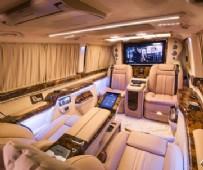 ÜNLÜLER - Tarkan'a özel ses sistemli minibüs