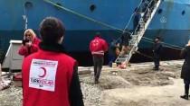 DİŞ FIRÇASI - Türk Kızılayı'nın Bulgaristan'daki Yardım Çalışmaları
