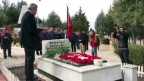 ERMENEK - Türkiye'nin İlk Şehit Kadın Pilotu Anıldı