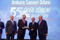 RAMAZAN YıLDıRıM - TURKTIPSAN'a '55. Yıl Ar-Ge Merkezi' Ödülü