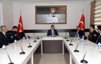 Vali Şentürk'ten İnhisar İlçesine Ziyaret