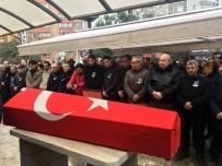 YALÇIN MENTEŞ - Yalçın Menteş'in Cenaze Namazında Sevenleri Gözyaşı Döktü