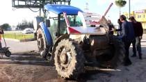 KÜRKÇÜLER - Adana'da Trafik Kazası Açıklaması 6 Yaralı