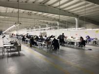 SÜLEYMAN ELBAN - Ağrı'da İlk Kez Fabrika Açıldı