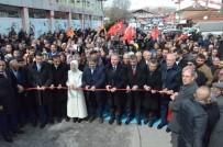 AK Parti Akçadağ Seçim Bürosuna Coşkulu Açılış