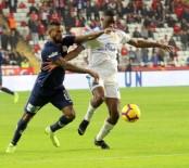 KORAY GENÇERLER - Ankaragücü, Antalyaspor'u 4 Golle Geçti