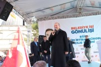 Bakan Soylu, Ergani'de Mitinge Katıldı