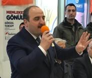 Bakan Varank, Sarıkamış AK Parti SKM'de Partililerle Buluştu