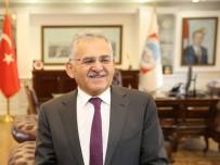 KURUYEMİŞ - Başkan Memduh Büyükkılıç Açıklaması 'Tomarza'nın Kabak Çekirdiği Marka Olacak'