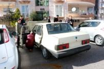 ALTINŞEHİR - Çalıntı Sanılan Otomobil Hurda Çıktı