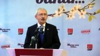 CHP Lideri Uşak'ta STK Temsilcileri İle Buluştu