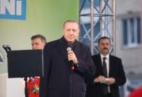Cumhurbaşkanı Erdoğan Açıklaması 'Bu Sene De 2,5 Milyon İşsize İstihdam Sağlayacağız'