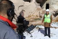YERALTI ŞEHRİ - Dünyanın En Büyük Yeraltı Şehri Çin Devlet TV'sinde Anlatılacak