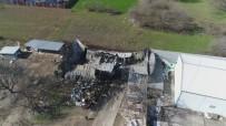KADIN İŞÇİ - Fabrikadaki Yangın Dehşeti Gün Ağırınca Ortaya Çıktı