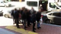 YAKALAMA EMRİ - FETÖ Şüphelilerini Yurt Dışına Kaçıran Şebekeye Operasyon