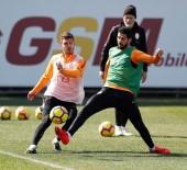 FLORYA - Galatasaray, Taktik Çalıştı