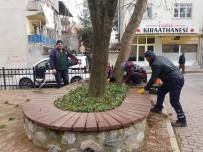 Gürsu'nun Parkları Ve Caddeleri Çiçek Açıyor