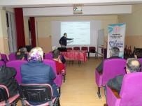 ALI ÖZDEMIR - Hisarcık Milli Eğitim Personeline Protokol Kuralları Kursu