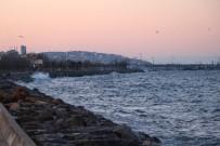LODOS - İstanbul'da Lodos Etkili Oluyor