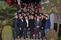 İYİ Parti Yomra Belediye Başkan Adayı Bıyık Açıklaması 'Gençlerin Başkanı Değil Kardeşleri Olacağım'