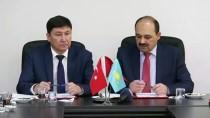 Kastamonu İle Kazakistan Üniversiteleri Arasında Ortak Diploma Anlaşması