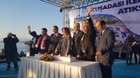 DAVUTLAR - Kuşadası Arıtma Tesisi Törenle Hizmete Açıldı