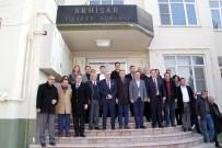 RÜZGAR ENERJİSİ - Milletin Adayı Şıktaşlı'dan Yeni Proje Açıklaması 'Enerji A.Ş.'