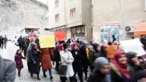 Mısır'daki İdamlara Tepki Yürüyüşü