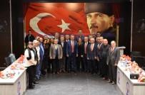 İyi Parti - Muratpaşa'da Dönemin Son Meclisi Toplandı