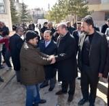 AHMET ÖZDEMIR - Pekyatırmacı Açıklaması 'Hemşehrilerimizle Olan Gönül Bağımız Daha Da Güçlenecek'