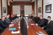 Seçim Güvenliği Toplantısı Vali Bilgin Başkanlığında Yapıldı