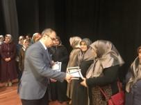 AHMET SÜHEYL ÜÇER - Tokat'ta, 'Aile Okulu' Eğitimi