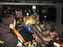 Tunceli'de Skorsky Bu Kez Para Yutan Çocuk İçin Havalandı