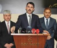 SOĞUK HAVA DEPOSU - 'Türkiye'de Riskli Bina Olsun İstemiyoruz'