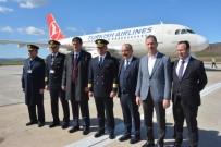 Vali Atik, Havaalanında Test Uçuşlarını İnceledi