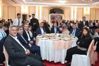 PIR SULTAN ABDAL - Adalet Bakanı Gül Ve Şahin Alevi Kadınlarla Bir Araya Geldi