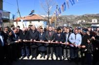 AK Parti'den Pütürge'ye Çıkarma