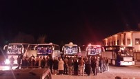 NASREDDIN HOCA - Akşehirli Öğrenciler Çanakkale'ye Uğurlandı