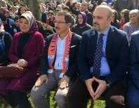 PAMUK ŞEKER - Alibeyköy'de Meşhur Lezzetler Festivali'ne Yoğun İlgi