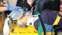 AKKENT - Alzheimer Hastası Kadın 2'Nci Kattan Düştü