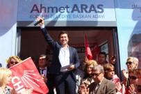 ORTAKENT - Aras; 'Bütün Bodrum'un Belediye Başkanı Olacağım'