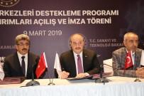 PEYAMİ BATTAL - Bakan Varank, Van Yatırımlarının İmza Törenini Gerçekleştirdi