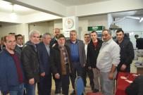 İSMAIL BILEN - Başkan Çerçi Vatandaşlarla Buluştu