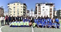 İLKÖĞRETİM OKULU - Başkan Uysal'dan Eğitim, Yaşam Ve Spor Merkezi Projesi
