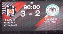 QUARESMA - Beşiktaş Artı Üçte Kazandı